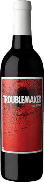 $1.00 for Troublemaker (expiring on Tuesday, 01/01/2019). Offer available at multiple stores.