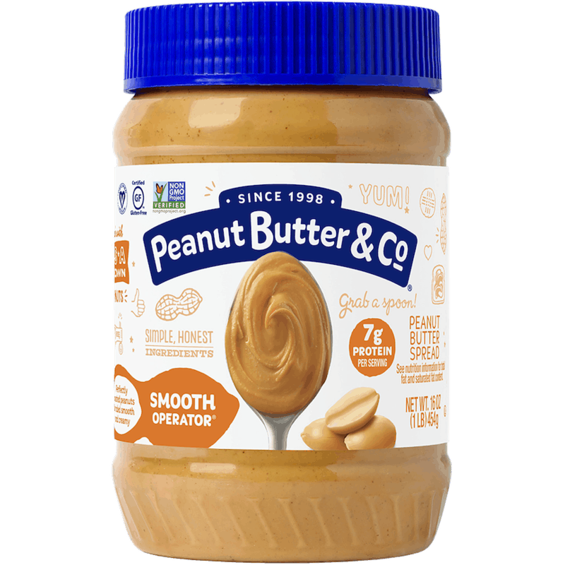 $1.00 for Peanut Butter & Co®. Offer available at Hannaford.