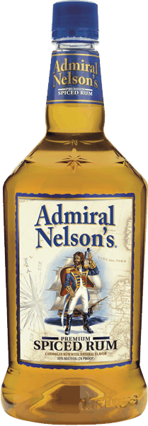 $2.00 for Admiral Nelson's® Spiced Rum (expiring on Sunday, 12/31/2017). Offer available at multiple stores.