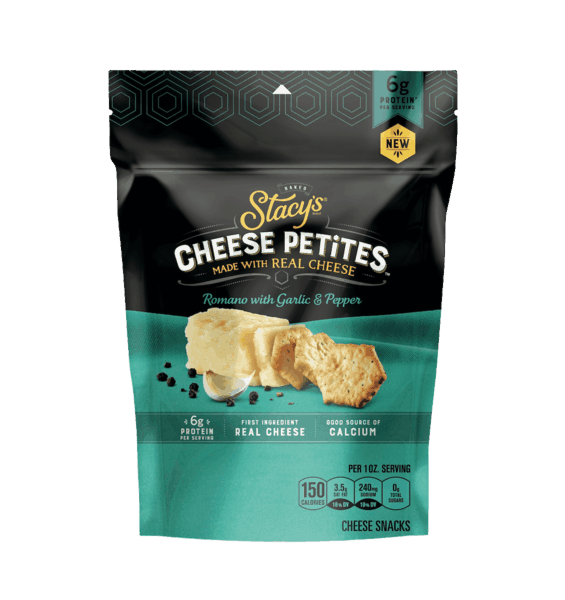 $1.00 for Stacy's Cheese Petites® (expiring on Wednesday, 05/01/2019). Offer available at multiple stores.