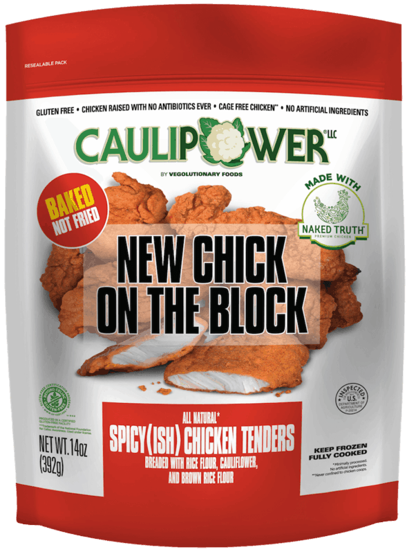 $1.00 for CAULIPOWER Chicken Tenders (expiring on Monday, 02/10/2020). Offer available at multiple stores.