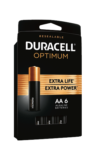 $2.00 for Duracell® Optimum Batteries. Offer available at Rite Aid.