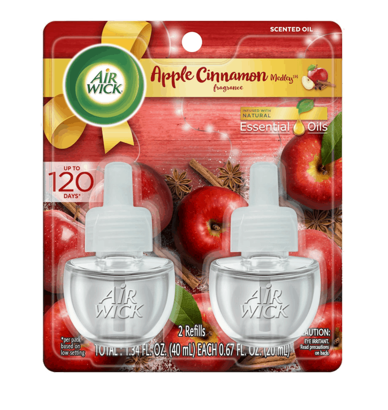 $1.50 for Air Wick Scented Oil. Offer available at Target, Walmart, Walmart Pickup & Delivery, Target Online.
