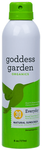 $2.00 for Goddess Garden Organics Natural Sunscreen. Offer available at multiple stores.