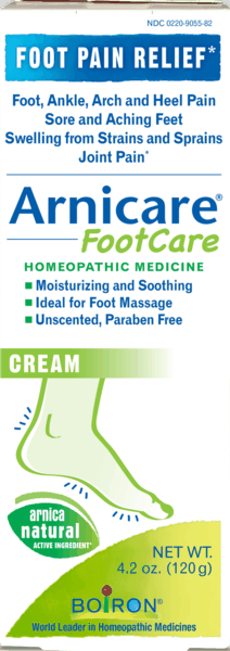 $3.00 for Arnicare® FootCare (expiring on Tuesday, 06/02/2020). Offer available at CVS Pharmacy.