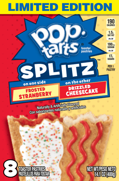 $0.50 for Pop-tarts® (expiring on Friday, 01/11/2019). Offer available at multiple stores.