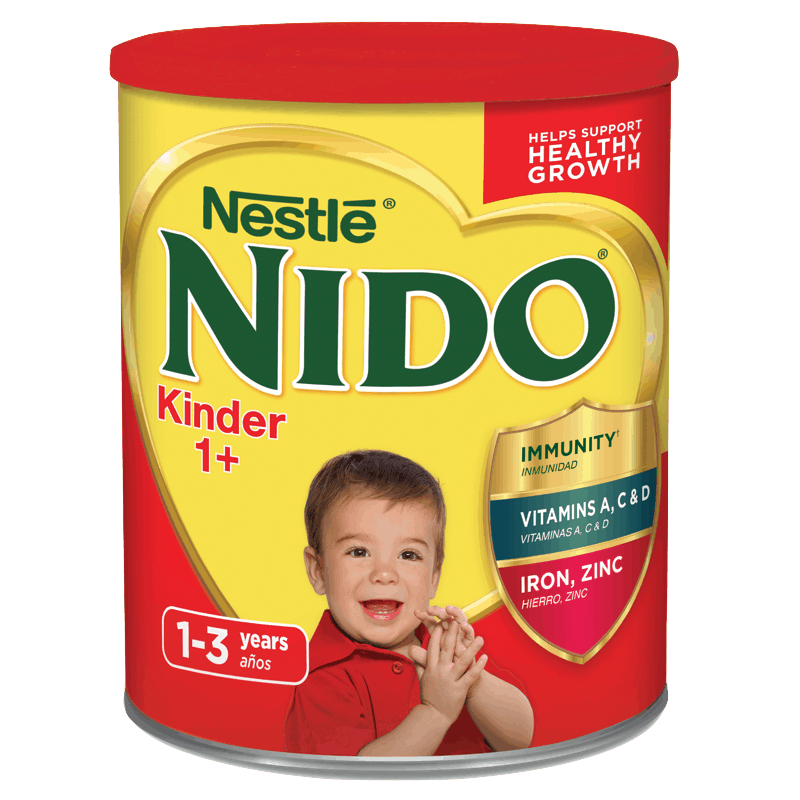 $4.00 for NESTLÉ NIDO Powdered Milk Beverage (expiring on Friday, 04/30/2021). Offer available at Walmart, Walmart Grocery.