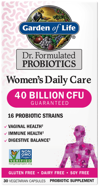 $5.00 for Garden of Life Dr. Formulated Probiotics (expiring on Tuesday, 04/02/2019). Offer available at Walmart.