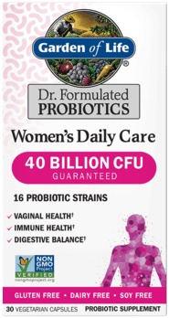 Garden Of Life Dr. Formulated Probiotics