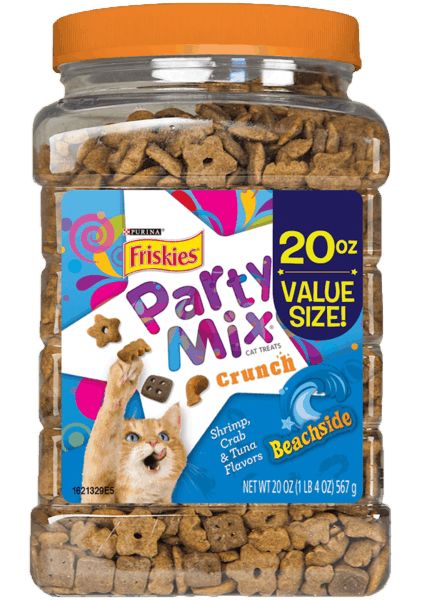 $1.00 for Purina® Cat Treats (expiring on Monday, 01/01/2018). Offer available at Walmart.