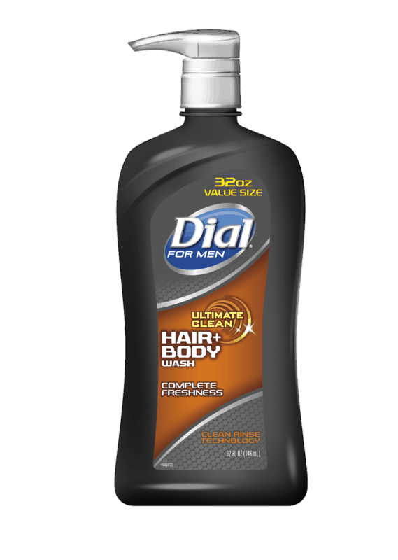 $1.00 for Dial For Men Body Wash (expiring on Thursday, 03/12/2020). Offer available at Walmart.