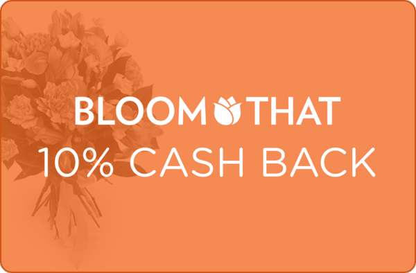 $0.00 for BloomThat (expiring on Friday, 08/24/2018). Offer available at BloomThat.