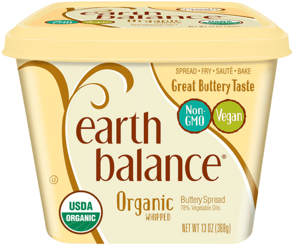 $0.75 for Earth Balance® Buttery Spreads and Sticks (expiring on Friday, 08/02/2019). Offer available at Whole Foods Market®.