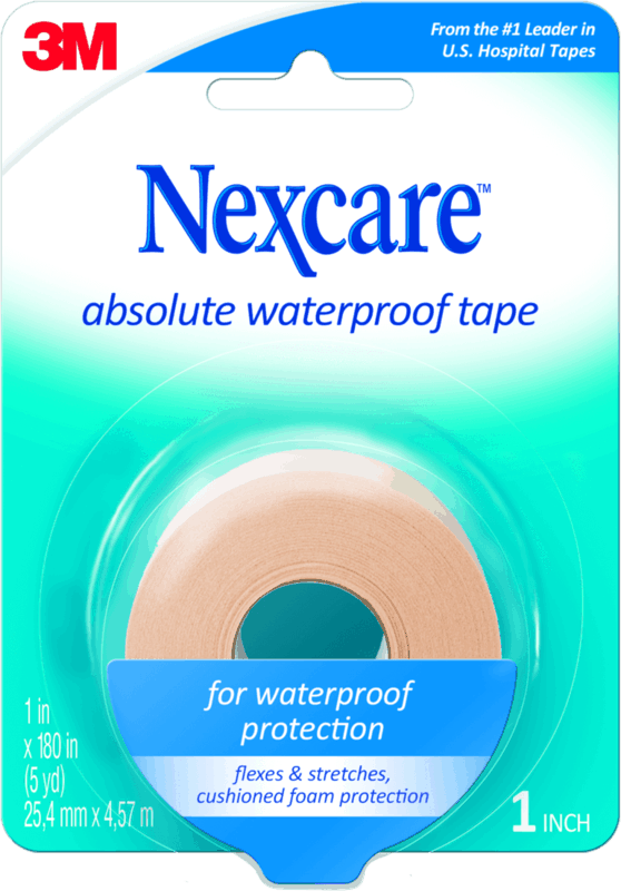$0.50 for Nexcare™ Tape Products. Offer available at Target, Walmart.