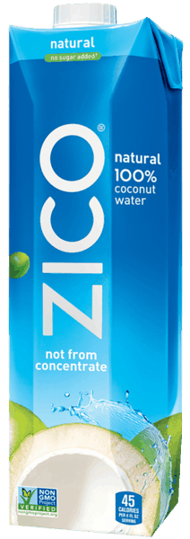 $1.25 for ZICO® (expiring on Tuesday, 08/07/2018). Offer available at Target.