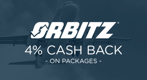 $0.00 for Orbitz (expiring on Thursday, 02/28/2019). Offer available at Orbitz.