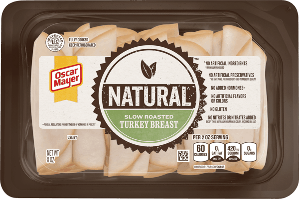 $0.50 for Oscar Mayer® Naturals (expiring on Monday, 02/11/2019). Offer available at Walmart.