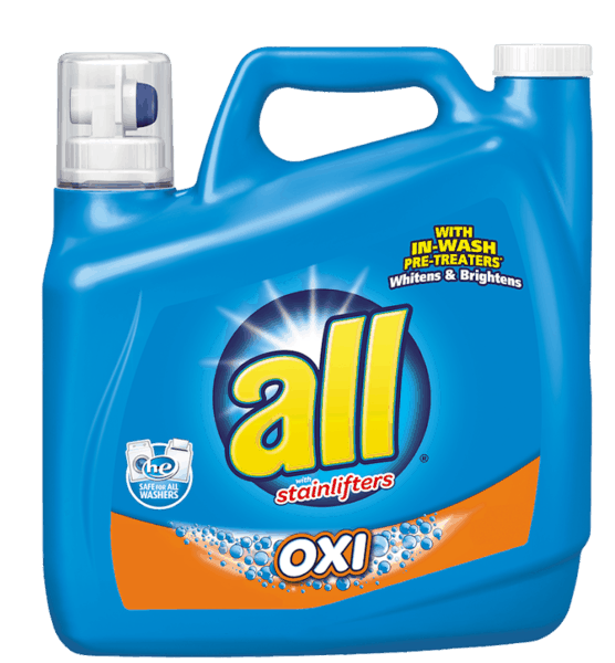 $4.00 for all® Laundry Detergent (expiring on Tuesday, 04/02/2019). Offer available at Walmart.