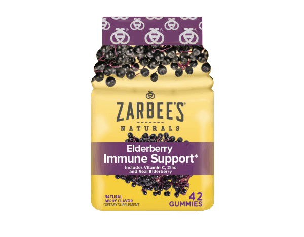 $0.50 for Zarbee's Adult Elderberry Immune Support Gummies (expiring on Sunday, 08/02/2020). Offer available at multiple stores.