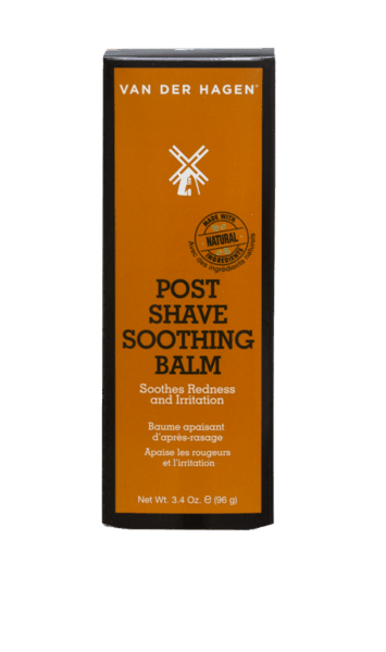 $1.00 for Van Der Hagen® Post Shave Soothing Balm (expiring on Sunday, 12/02/2018). Offer available at Target, Meijer.