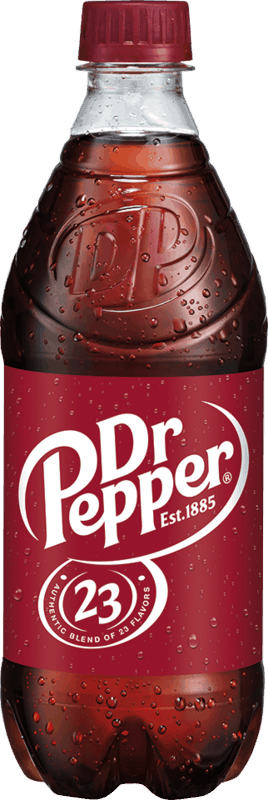 $0.50 for Dr Pepper (expiring on Friday, 10/30/2020). Offer available at Walmart.