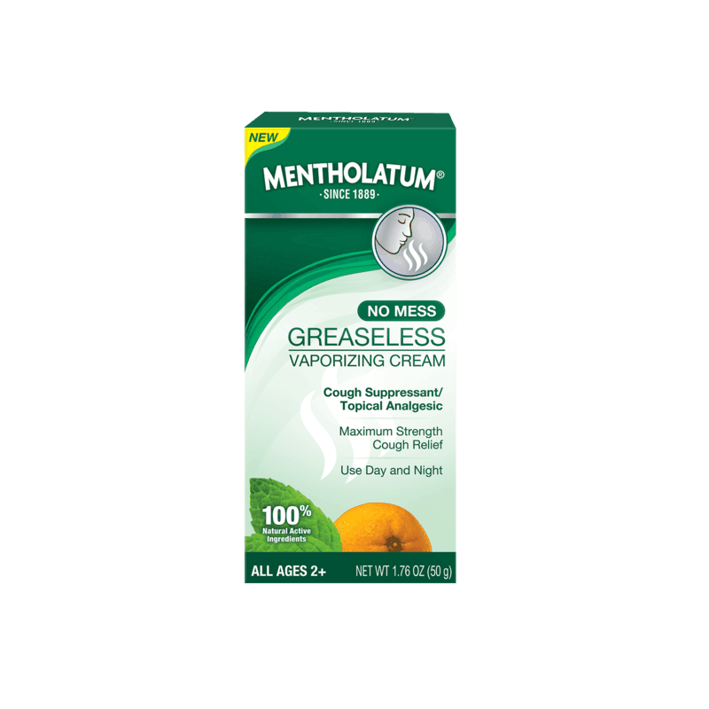 $1.00 for Mentholatum Greaseless Vaporizing Cream (expiring on Sunday, 03/01/2020). Offer available at Walgreens, BI-LO, Winn-Dixie.