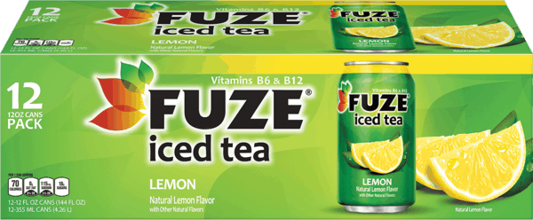 $1.50 for FUZE® Iced Tea. Offer available at Publix.