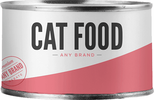 $0.25 for Canned Cat Food - Any Brand (expiring on Sunday, 12/31/2017). Offer available at multiple stores.