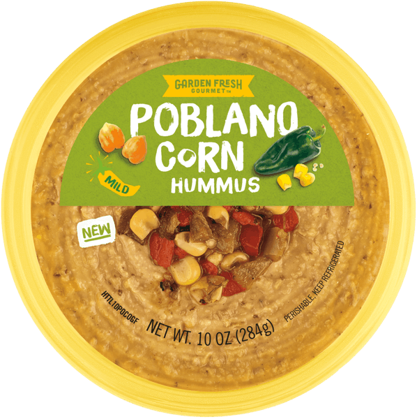 $1.00 for Garden Fresh Gourmet® Hummus (expiring on Tuesday, 07/31/2018). Offer available at Meijer.