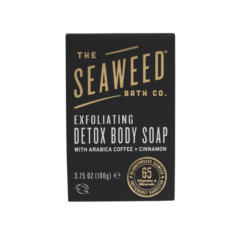 $1.00 for Seaweed Bath Co.® Detox Bar Soap Line (expiring on Monday, 12/02/2019). Offer available at multiple stores.