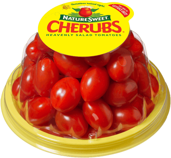 $0.50 for NatureSweet® Cherubs® (expiring on Sunday, 09/02/2018). Offer available at multiple stores.