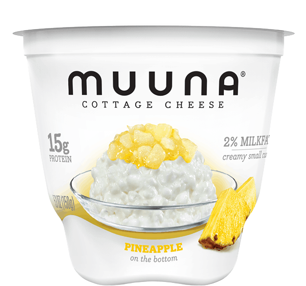$0.50 for Muuna® Cottage Cheese (expiring on Saturday, 09/22/2018). Offer available at Wegmans.