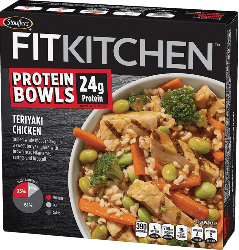 $0.50 for STOUFFER'S FIT KITCHEN Bowls (expiring on Sunday, 08/02/2020). Offer available at Walmart.