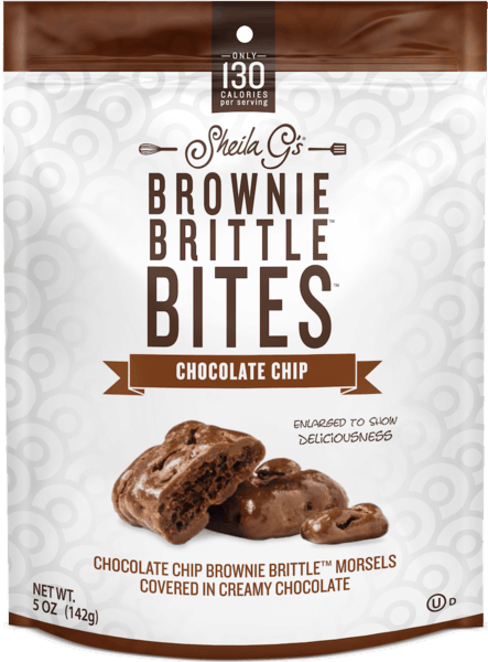 $0.75 for Brownie Brittle Bites™ Chocolate Chip (expiring on Friday, 11/16/2018). Offer available at multiple stores.