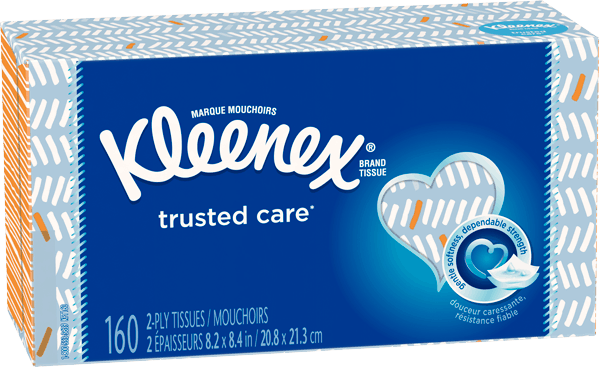 $0.50 for Kleenex® Facial Tissues (expiring on Wednesday, 01/31/2018). Offer available at Walmart.