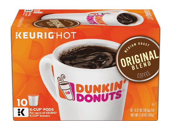 $1.00 for Dunkin' Donuts® Coffee Products (expiring on Monday, 02/27/2017). Offer available at multiple stores.