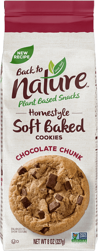 $1.00 for Back to Nature Cookies (expiring on Monday, 01/31/2022). Offer available at Whole Foods Market.