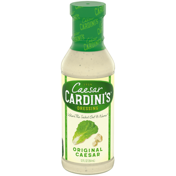 $1.00 for Caesar Cardini's® Salad Dressing (expiring on Sunday, 05/05/2019). Offer available at multiple stores.