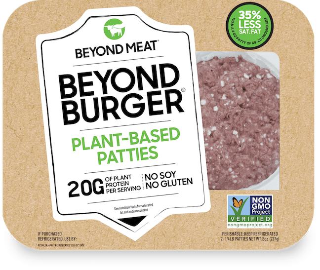 $1.50 for Beyond Burger® (expiring on Sunday, 04/18/2021). Offer available at multiple stores.