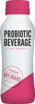 $0.25 for Probiotic Beverage - Any Brand (expiring on Monday, 03/02/2020). Offer available at Walmart.