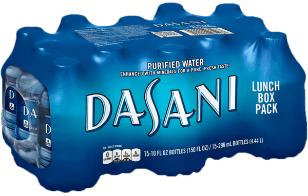 $1.00 for DASANI® (expiring on Thursday, 08/02/2018). Offer available at Target.