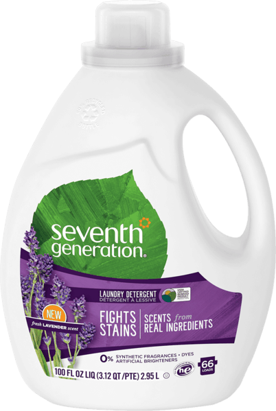$2.00 for Seventh Generation™ Laundry Detergent and Packs (expiring on Wednesday, 02/28/2018). Offer available at multiple stores.