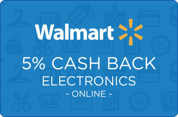 $0.00 for Walmart.com Electronics (expiring on Monday, 04/23/2018). Offer available at Walmart.com.