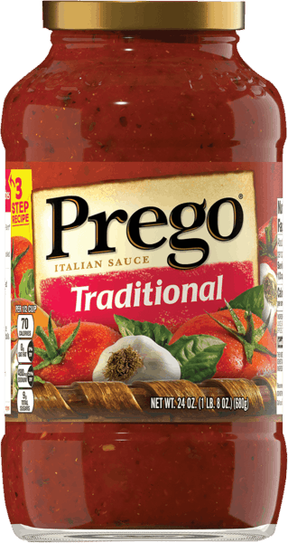 $0.75 for Prego® Sauce (expiring on Wednesday, 03/21/2018). Offer available at Walmart.