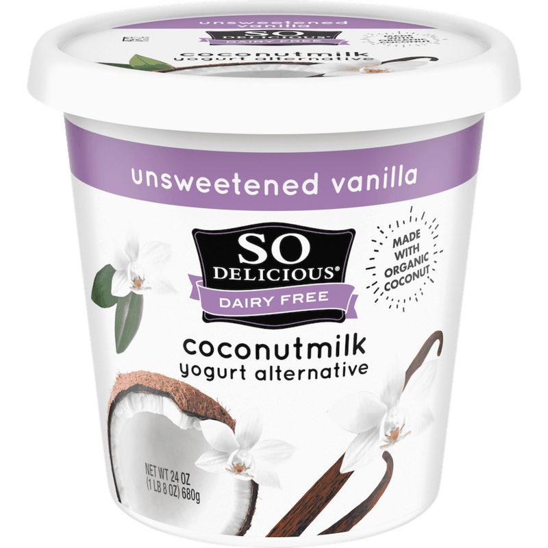 $2.00 for So Delicious Dairy Free Coconutmilk Yogurt Alternative (expiring on Saturday, 10/31/2020). Offer available at Whole Foods Market®.