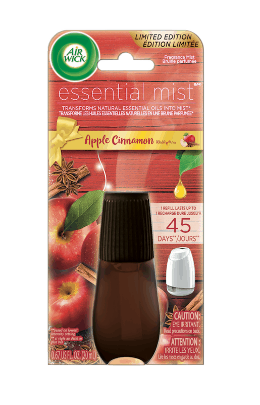 $1.50 for Air Wick Essential Mist. Offer available at Target, Walmart, Walmart Pickup & Delivery, Target Online.
