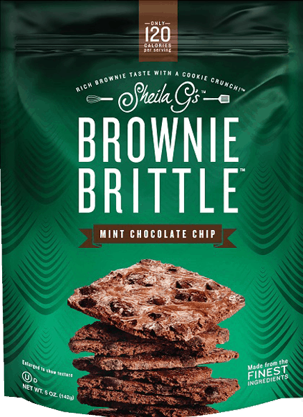 $1.00 for Brownie Brittle™ (expiring on Saturday, 02/17/2018). Offer available at multiple stores.