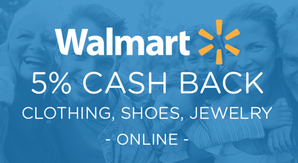 $0.00 for Walmart.com Clothing, Shoes, and Jewelry (expiring on Tuesday, 12/31/2019). Offer available at Walmart.com.