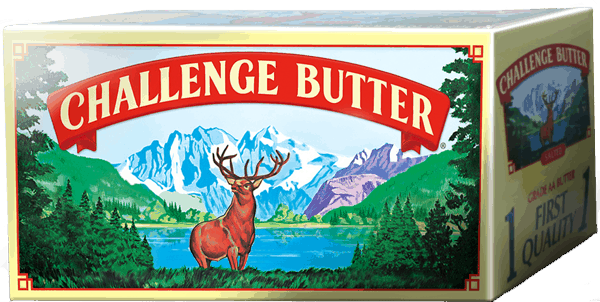 $0.50 for Challenge® Butter (expiring on Monday, 01/01/2018). Offer available at multiple stores.