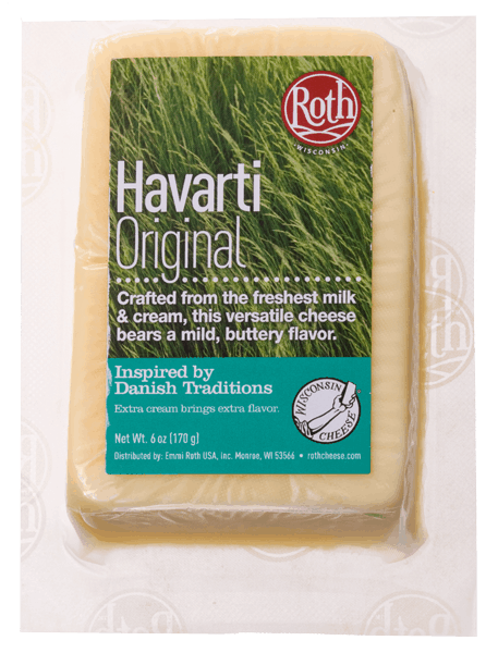 $1.25 for Roth® Havarti Cheese (expiring on Tuesday, 05/01/2018). Offer available at Hannaford.